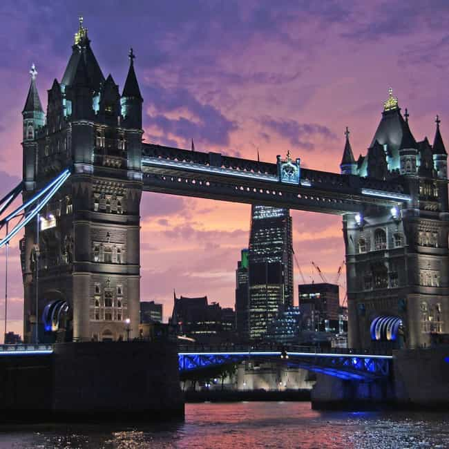 London is listed (or ranked) 1 on the list The Top Travel Destinations in the World