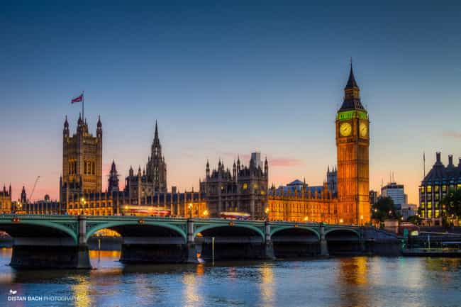 London is listed (or ranked) 1 on the list Cities You Most Want To Visit
