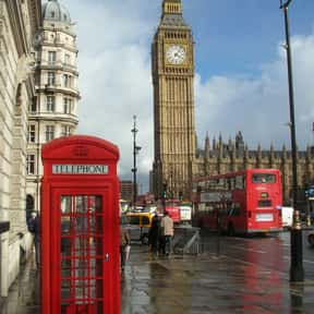 London is listed (or ranked) 3 on the list The Best Gay Travel Destinations