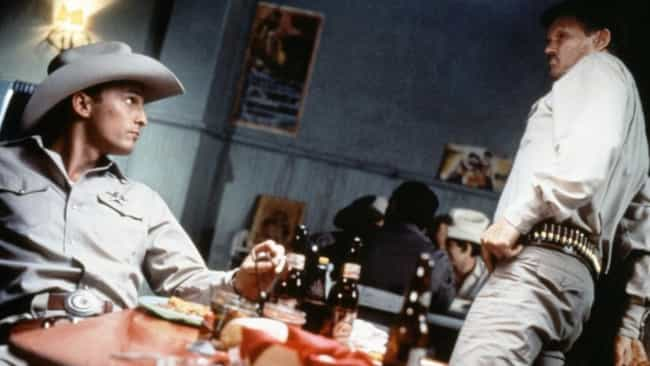 Lone Star is listed (or ranked) 3 on the list The Greatest Westerns That Don't Take Place In The Old West
