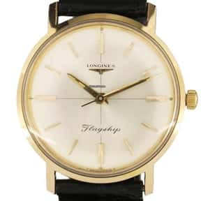 Longines is listed (or ranked) 12 on the list The Best Watch Brands