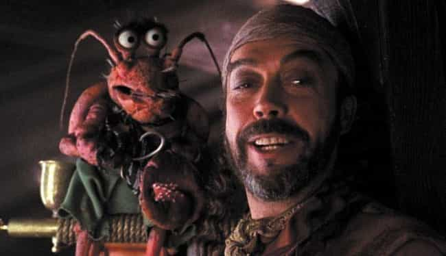Long John Silver is listed (or ranked) 4 on the list Which Tim Curry Character Are You, Based On Your Zodiac Sign?