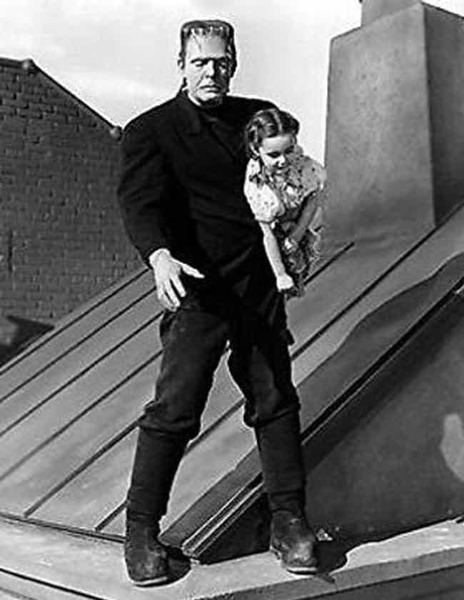 Lon Chaney, Jr. is listed (or ranked) 3 on the list The Best Actors Who Played Frankenstein's Monster