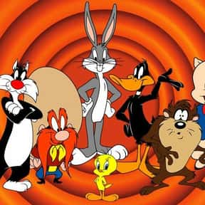Looney Tunes is listed (or ranked) 2 on the list The Greatest Animated Series Ever Made