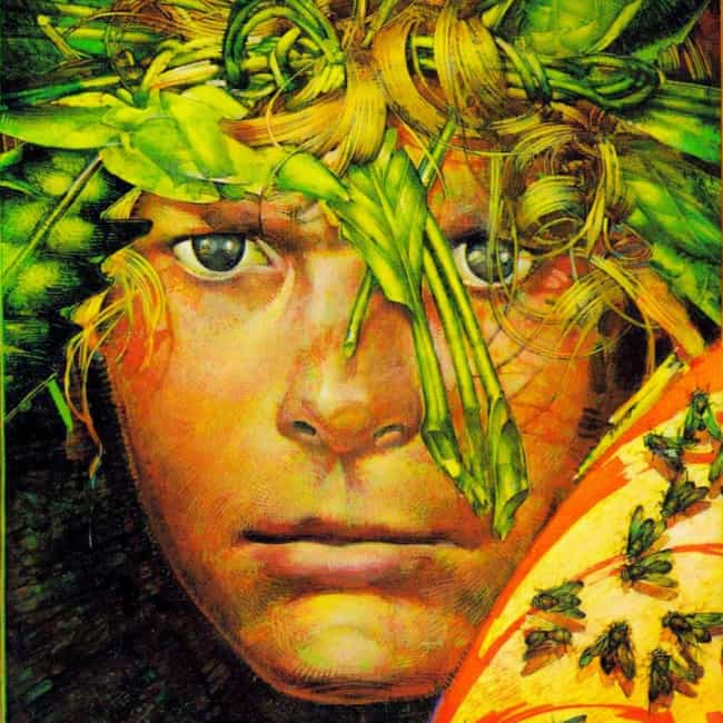 Lord of the Flies is listed (or ranked) 8 on the list Books That Defined Your Youth That You (Almost) Forgot About
