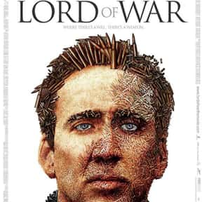 Lord of War is listed (or ranked) 8 on the list The Best Nicolas Cage Movies
