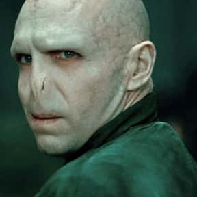 Lord Voldemort is listed (or ranked) 3 on the list List of Harry Potter And The Goblet Of Fire Characters