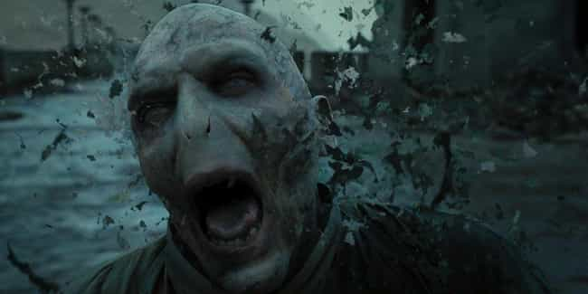 Lord Voldemort is listed (or ranked) 2 on the list 15 Movie Villains You Could Outsmart