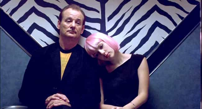 Lost in Translation is listed (or ranked) 3 on the list The Best Independent Films Starring Huge Hollywood Actors