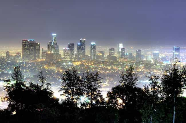 Los Angeles is listed (or ranked) 1 on the list U.S. Cities with the Highest Minimum Wage