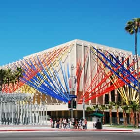 Los Angeles County Museum of A is listed (or ranked) 12 on the list The Top Must-See Attractions in Los Angeles