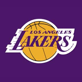 Los Angeles Lakers is listed (or ranked) 13 on the list The Coolest Basketball Team Logos