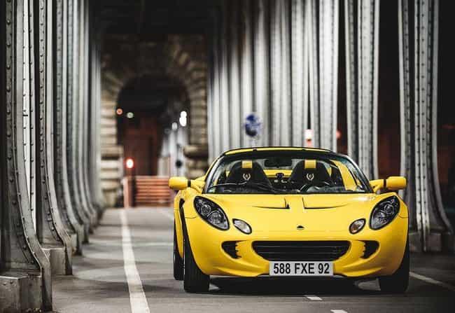 Lotus Elise is listed (or ranked) 2 on the list Full List of Lotus Car Models