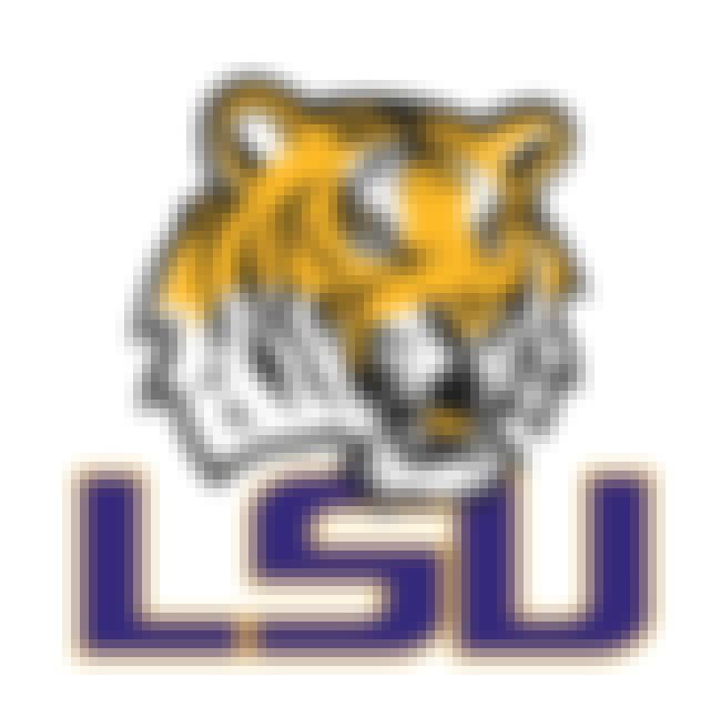 Louisiana State University is listed (or ranked) 7 on the list All SEC Schools