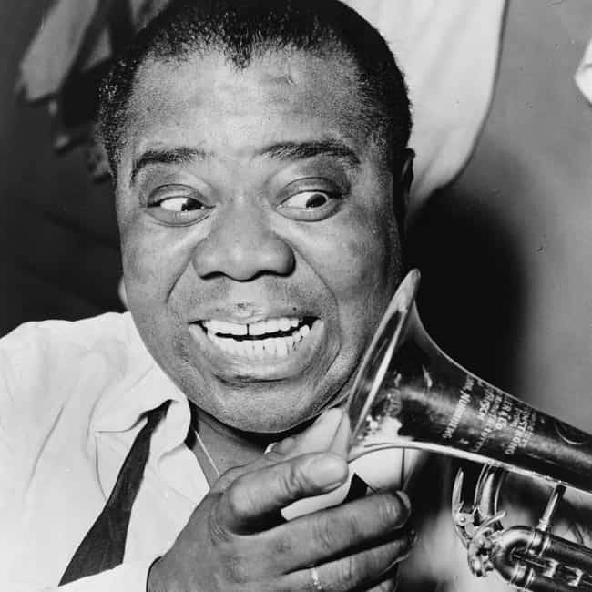 Louis Armstrong is listed (or ranked) 2 on the list Famous People Born in 1901