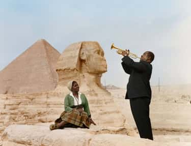 Louis Armstrong is listed (or ranked) 2 on the list The Greatest Swing Jazz Musicians of All Time