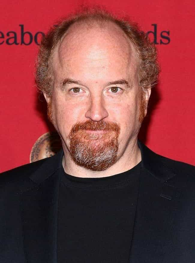 Louis C.K. is listed (or ranked) 3 on the list 27 Famous People Who Have One Latino Parent