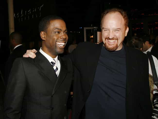 Louis C.K. is listed (or ranked) 1 on the list Famous Friends of Chris Rock
