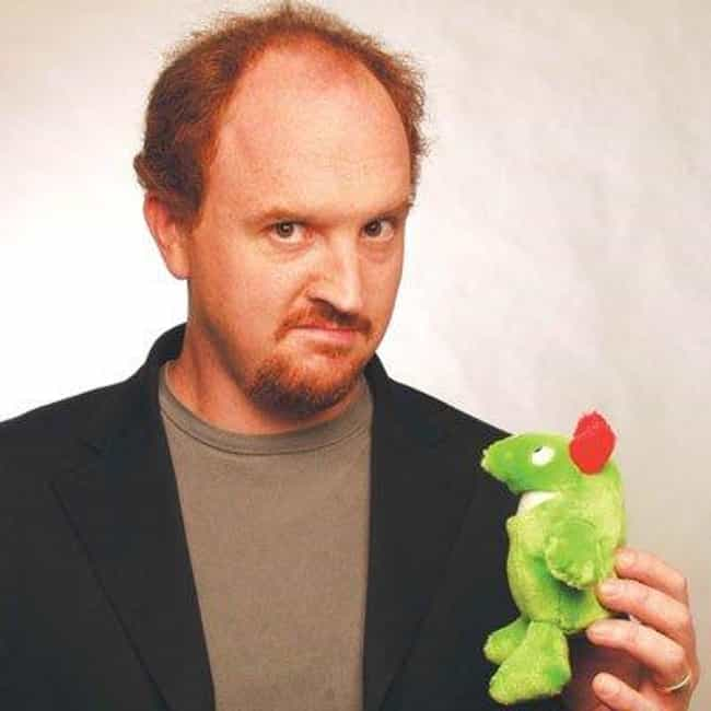 Louis C.K. is listed (or ranked) 2 on the list The Top 10 Funniest Bearded Comedians