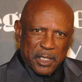 Louis Gossett, Jr. is listed (or ranked) 22 on the list The Best African-American Film Actors
