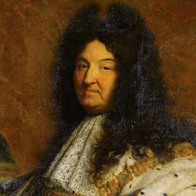 Louis XIV of France is listed (or ranked) 3 on the list Dying Words: Last Words Spoken By Famous People At Death