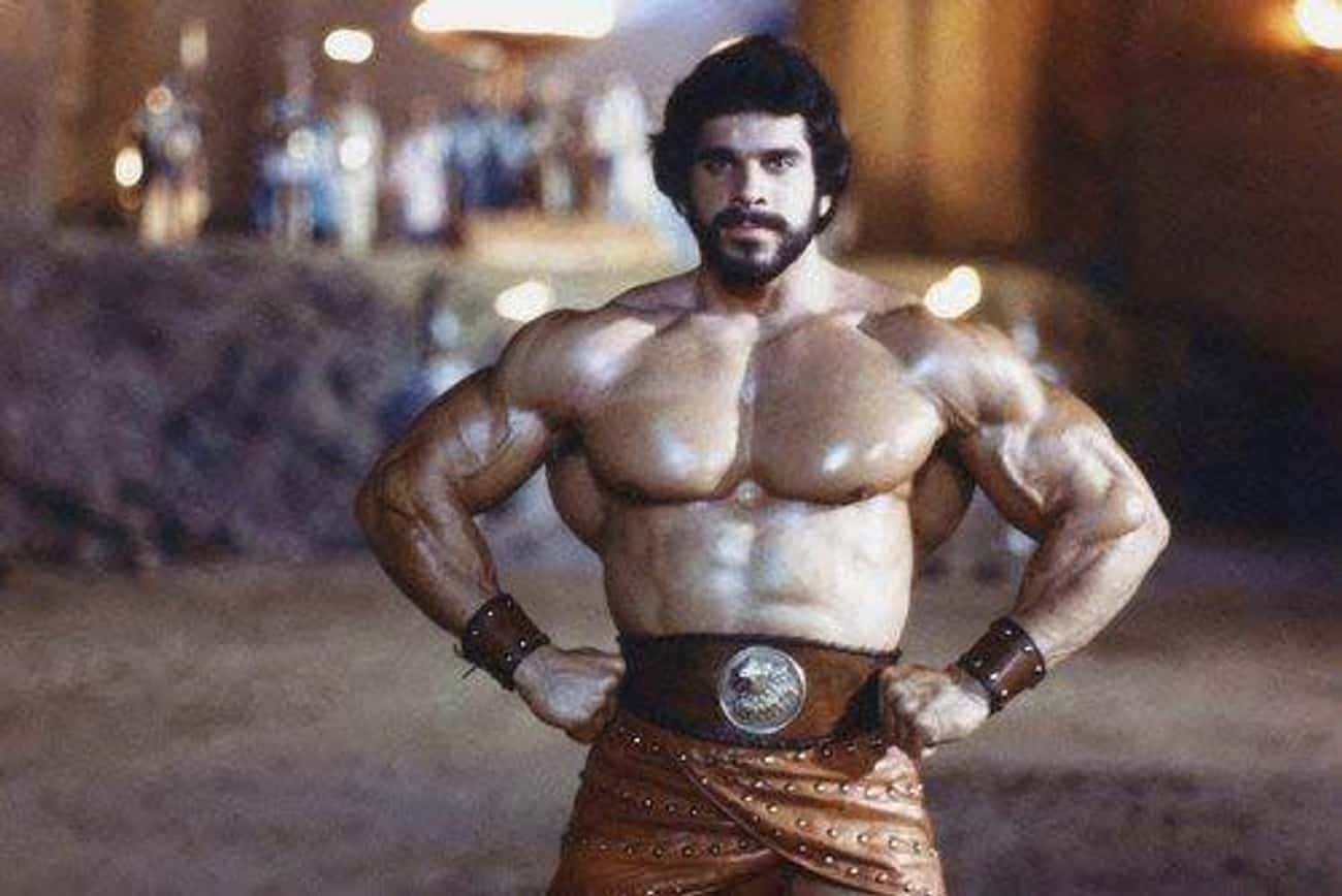 Lou Ferrigno is listed (or ranked) 3 on the list The Best Actors Who Played Hercules, Ranked