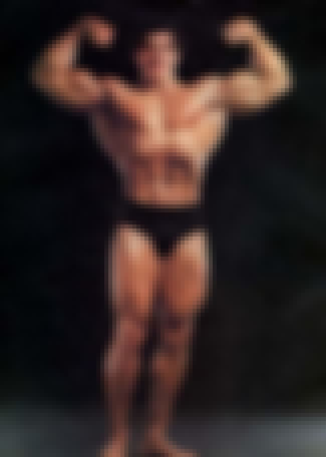 Lou Ferrigno is listed (or ranked) 2 on the list The Best Bodybuilder All Time