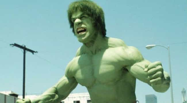 Lou Ferrigno is listed (or ranked) 3 on the list Every Actor Who Played The Hulk, Ranked