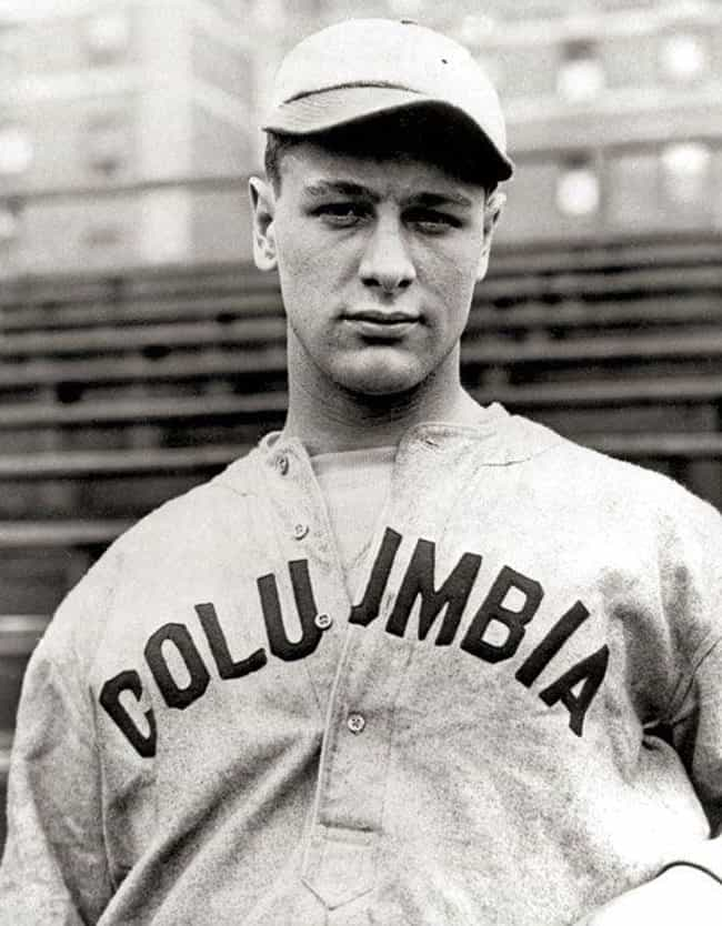Lou Gehrig is listed (or ranked) 3 on the list 20 Professional Athletes Who Died Young