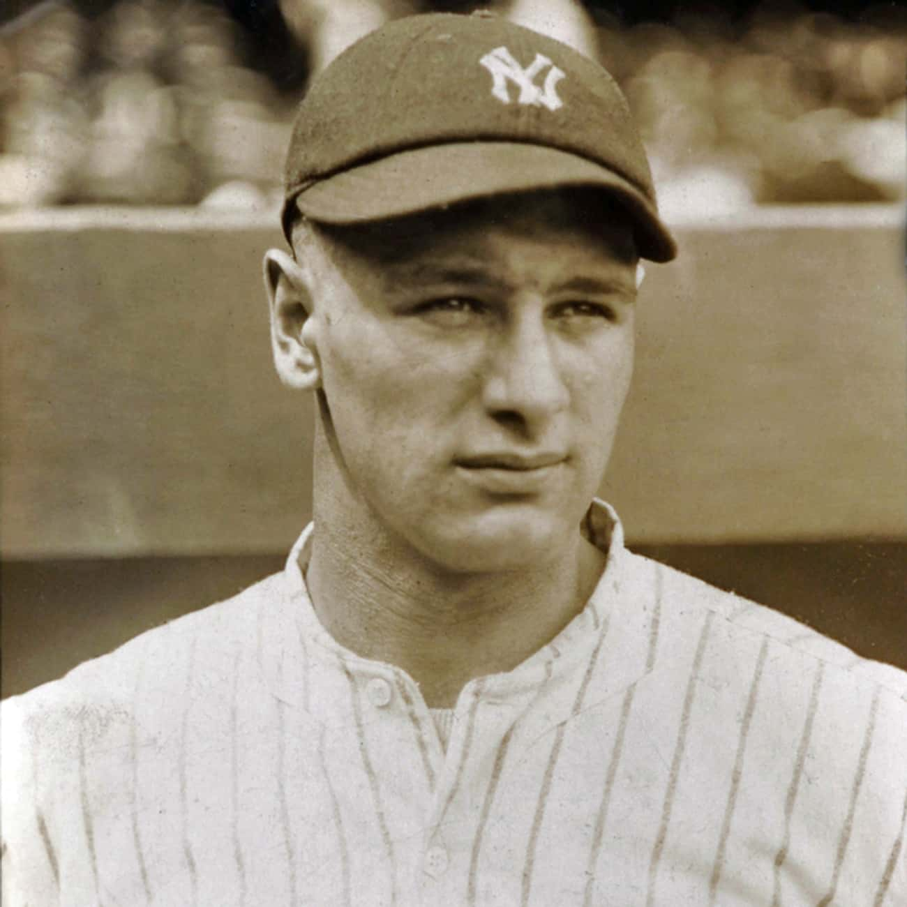 Lou Gehrig is listed (or ranked) 1 on the list MLB Players Whose Careers Ended Too Soon