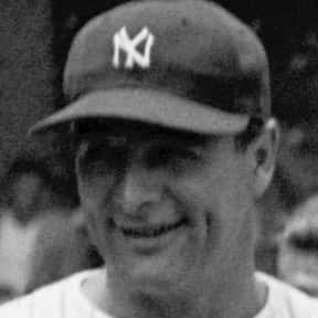 Lou Gehrig is listed (or ranked) 5 on the list The Best Hitters in Baseball History