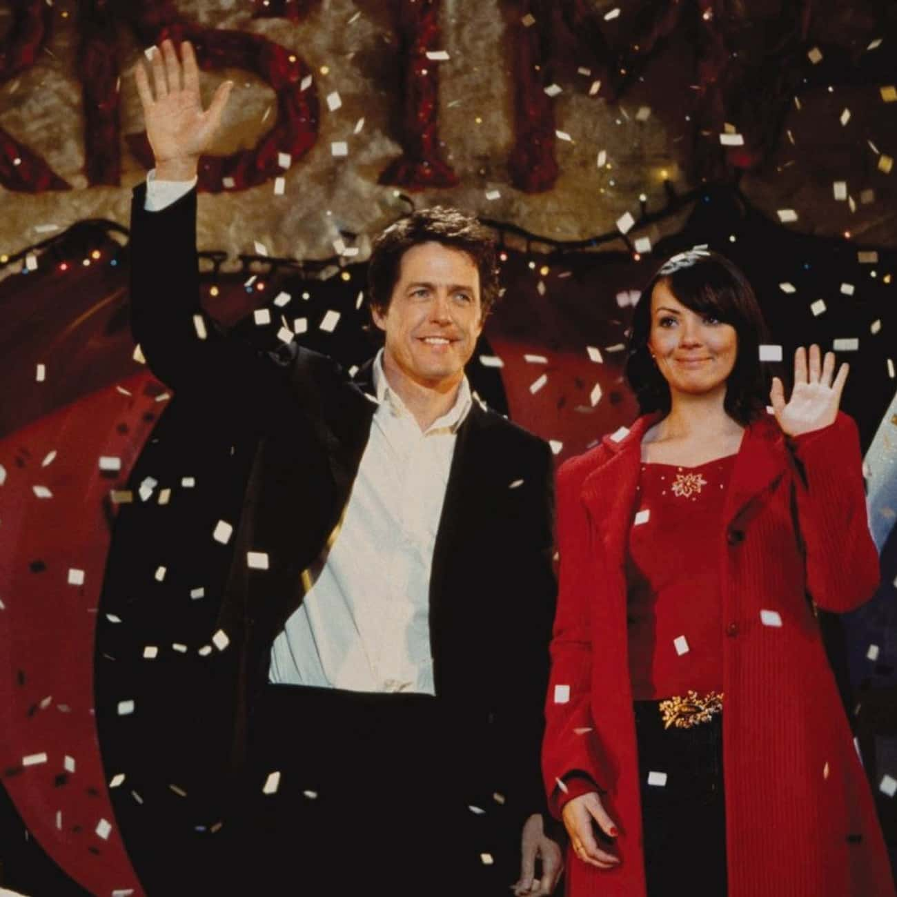 Love Actually is listed (or ranked) 3 on the list The Best Meet-Cutes in Film History