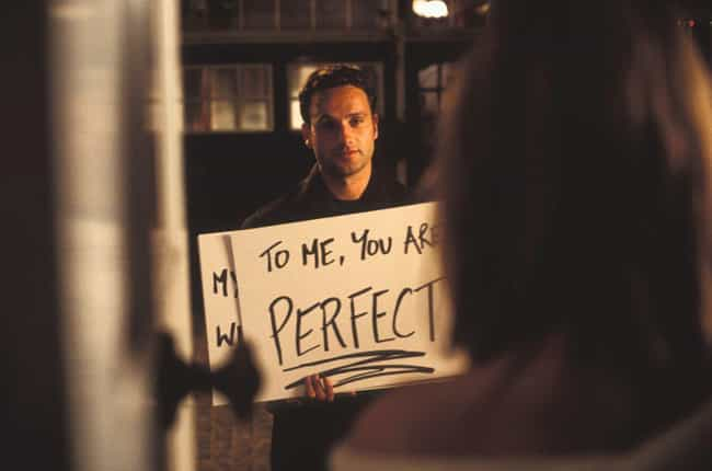Love Actually is listed (or ranked) 5 on the list Celebrated Fictional Relationships That Are Actually F'ed Up