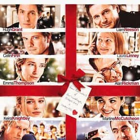 Love Actually is listed (or ranked) 2 on the list The Best Romance Movies Rated R