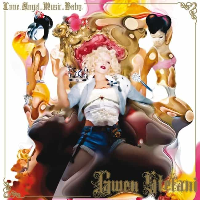 Love. Angel. Music. Baby. is listed (or ranked) 3 on the list The Best Gwen Stefani Albums, Ranked