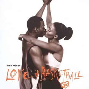 Love & Basketball is listed (or ranked) 1 on the list The Best Sports Romance Movies