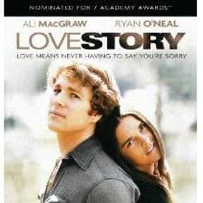 Love Story is listed (or ranked) 13 on the list The Best Movies About Ivy League Schools