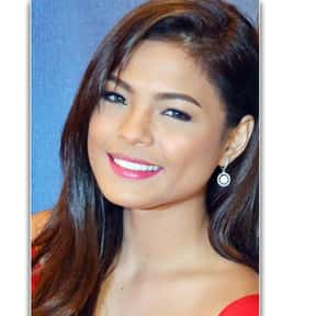 Lovi Poe is listed (or ranked) 7 on the list Filipino Ballad Bands List