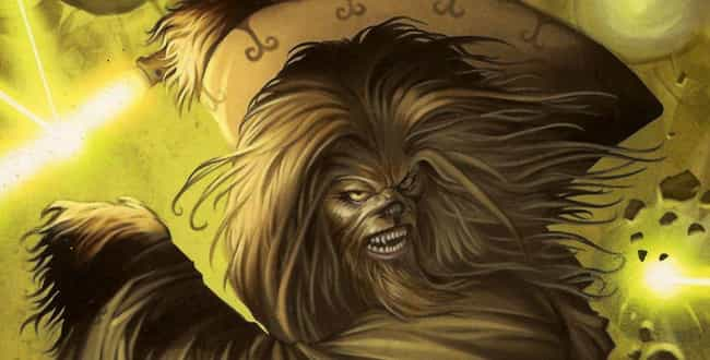 Lowbacca is listed (or ranked) 4 on the list The Many Jedi Who Were Trained by Luke Skywalker