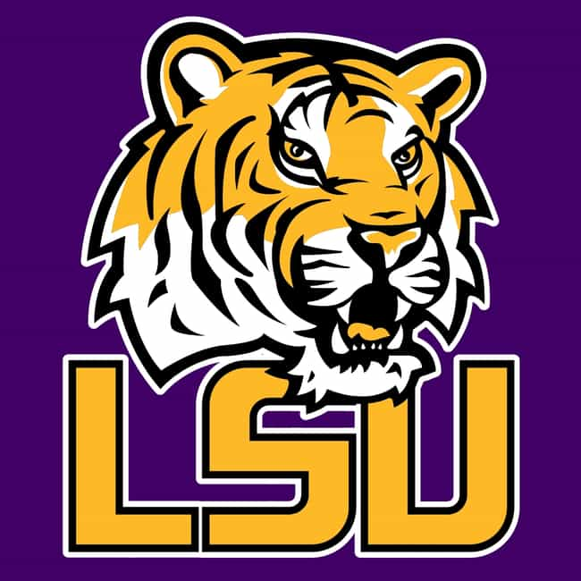 LSU Tigers football is listed (or ranked) 2 on the list The Best SEC Football Teams