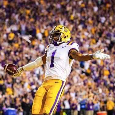 LSU Tigers is listed (or ranked) 2 on the list College Football Jerseys Even Non-Fans Would Wear