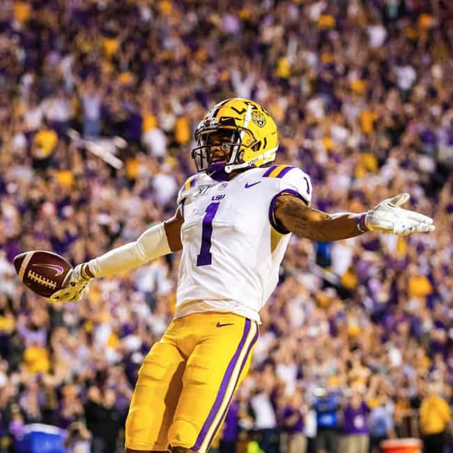 LSU Tigers football is listed (or ranked) 2 on the list College Football Jerseys Even Non-Fans Would Wear
