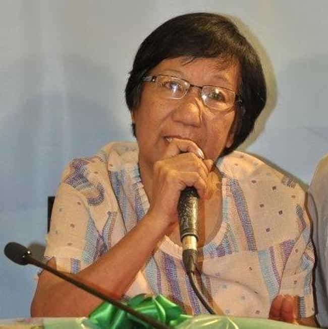 Lualhati Bautista is listed (or ranked) 4 on the list Famous Female Scriptwriters
