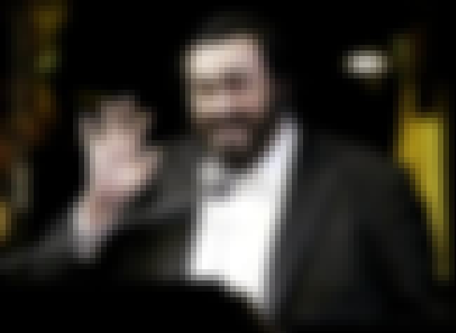 Luciano Pavarotti is listed (or ranked) 1 on the list List of Famous Opera Singers