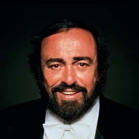 Luciano Pavarotti is listed (or ranked) 7 on the list The Best Singers of All Time