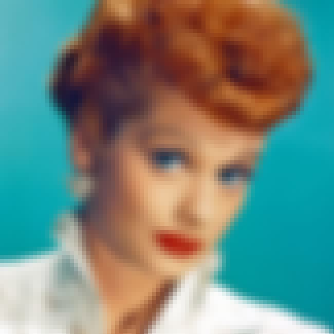 Lucille Ball is listed (or ranked) 5 on the list Famous People Buried in Forest Lawn Memorial Park