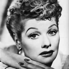 Lucille Ball is listed (or ranked) 7 on the list The Funniest Slapstick Comedians of All Time
