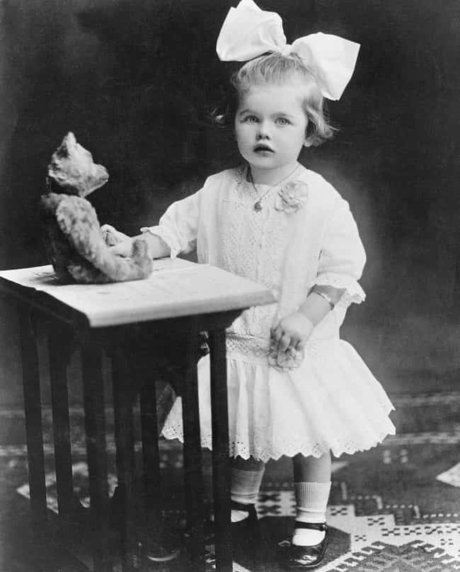 Lucille Ball is listed (or ranked) 1 on the list 20 Photos Of Old Hollywood Stars As Kids
