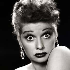 Lucille Ball is listed (or ranked) 9 on the list The Most Original Comedians