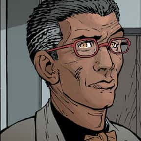 Lucius Fox is listed (or ranked) 23 on the list The Best Characters from the Batman Universe